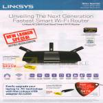 Networking Wireless Router EA6900, WUSB6300