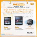 Mobile Sony Xperia Z1, Xperia Z Ultra, Smartwatch 2
