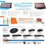Tablets Surface RT, Surface Pro, Mouse Keyboards Sculpt Comfort, Mobile, Ergonomic, Mobile, Touch, Lifecam Cinema Studio Webcam