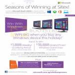 Win With Windows Lucky Draw, Free Windows Workshop