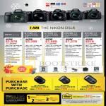 DSLR Digital Cameras D610, D7100, D7000, D5300, D5100