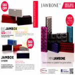 Jawbone Speakers Jambox, Big Jambox, Mini Jawbone