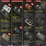 Pioneer DJ Controllers Digital DJ-SX, SX-N, SR, SP1, WeGO2, ERGO-V, S1, WeGO, ERGO-K, T1