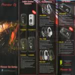 Pioneer DJ Speakers, Headphones, DJ Systems, S-DJ50X, DJ60X, DJ80X, DJ50X-W, HDJ-2000, 1500, 500, XDJ-AERO, R1