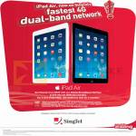 Singtel Apple IPad Air Tablet