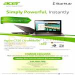 Fibre Broadband 200Mbps 49.90 Free Acer Notebook C720 Chromebook Notebook
