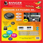 Systems Tech Ranger Bluetooth Portable Kit 211