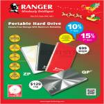 Systems Tech Ranger External Storage 500GB