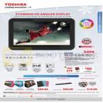 Tablet, Accessories, Regza AT270, Portfolio Case, Digitizer Pen, Screen Protector