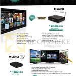 Kuro Smart Player, Kuro TV