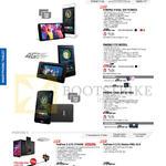 Tablets Fonepad 8 Dual Sim FE380CG, 7 LTE ME372CL, 7 Dual Sim FE170CG, PadFone S PF500KL, S P93L-BLK