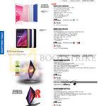 Tablets MemoPad 8ME581CL, 8 ME181C, Transformer Pad TF701, TF103