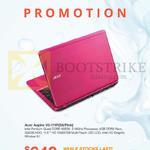 Newstead Notebook Aspire V3-111P