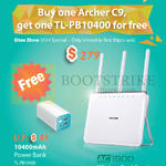 TP-Link Networking Archer C9 Wireless Router