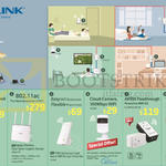 TP-Link Networking Mobile Wifi LTE M7350, Router, Range Extender, Clould IPCam, AV500, Wi-fi Clone