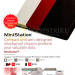 HDD MiniStation External Storage Drive
