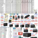 NAS Seagate, WD, Synology DiskStation, Asustor, HGST, D-Link