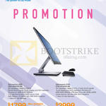 Newstead AIO Desktop PCs Inspiron 2350 2350-420812G-W8, 2720 2720-477822G-W8