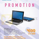 Newstead Notebook Inspiron 11 3147-N35345SG-W8-SLR