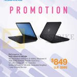 Newstead Notebook Inspiron 14 3437-420451G-W8-Blk