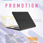 Newstead Notebook Inspiron 15 5542-40045SG-W8-Blk