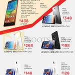 Epitude Lenovo Mobile Phones Vibe X2, S860, S850, A606, A536, A328