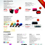 Nakamichi Speakers Music Cube Mini, MyMaiku Bluetooth Speaker, MyObaru BT Speaker, My Mini Plus, My Mini Plus BT, NBS2N