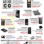Red Fusion MP3 Player, Amplifier, X1, X3, X5, E12A Mont Blanc, E17 Alpen, E07K Andes, E11K Kilimanjaro2, E12 Mont Blanc, E18 Kunlun, E06 Fujiyama, LX-X1, LC X3, HS12, RC-SE1