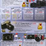 Fujifilm Digital Cameras X-T1, X-E2, X-Pro 1, X-M1