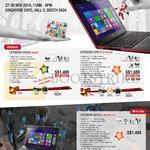 Notebooks Lifebook UH554 BSW81, UH574 B7W813W, AH544 DB7W81-30