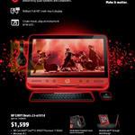 AIO Desktop PC Envy Beats 23-n101d