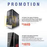 Newstead Desktop PCs Envy 700-392D F7G26AA, 810-293D F7G27AA, 17-4790