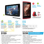 Tablets Slate 7 Extreme, Slate 7 Beats Special Edition, Accessories
