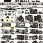 Harvey Norman Digital Cameras, Camcorders, Sony, Canon, Nikon, Olympus, Fujifilm HS35, G7X, EOS 7D, D750, 100D, SX270HS, P330, XF1