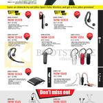 Bluetooth Headsets, Car Speaker, Stealth, Motion, Storm, Classic, BT2046, Freeway, Play, Tag, Vox
