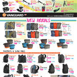 Vanguard Bags, Bagpacks, Sling Bags, Spend N Redeem