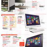 Lenovo Desktop PCs, AIO Desktop PCs, Q190, C470, C560, B50-30