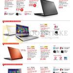 Notebooks G50-30, G40-70, G50-70, S410, U330p, U430p, Z40-70, Z50-70