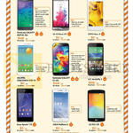 Mobile Samsung Galaxy Alpha, S5, LG G3 Beat, F60, Oppo Neo 5, Alcatel Onetouch Pop S9, HTC Butterfly 2, Sony Xperia E3, Asus Padfone S