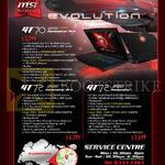 Notebooks GT70 2PE Dominator Pro, GT71 2QE Dominator Pro, GT72 2QD Dominator