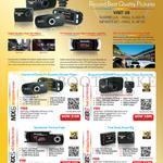 Maka GPS Marbella Digital Recorders MX5, MX6, QB5, QB6
