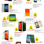 New Star Electronic Asus Zenfone 5, 6, Xiaomi Mi 3, Mi 4, Mi Pad, Xiaomi Redmi 1s, Lenovo A889, S939, A850Plus, Redmi Note