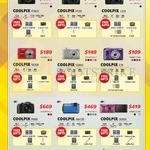Digital Cameras Coolpix P7800, P530, L330, S6700, S2800, L29, P600, AW120, S6900