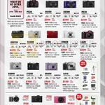 Digital Cameras Harvey Norman P520, S9200, S9300, P330, AW110, S6600, S100, S9400, L820, S6500, S1200, S6400, L610, Nikon 1 V2, V1, J2