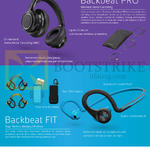 Headphones Wireless Backbeat Pro, Backbeat Fit