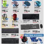 Cybermind Keyboard, Mouse, PCCS-1001, PKCS-1003, PKCM-2002, PCR1001, PCL3000, PKCS-1002