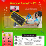 Wireless Audio For TV