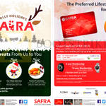 Safra Card Treats, Membership Gifts