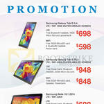Newstead Tablets, Galaxy Tab S 8.4, Tab S 10.5, Note 10.1 2014 Edition
