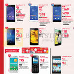 Mobile Sony Xperia C3, Z3, Z3 Compact, Oppo Find 7, Neo 5, N1 Mini, ZTE Blade VEC, Alcatel Onetouch Pop D3, 2052